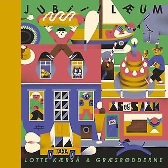 Kaersa & Graesrodderne,Lotte - Jubiiilaeum [Vinyle] Etats-Unis importation