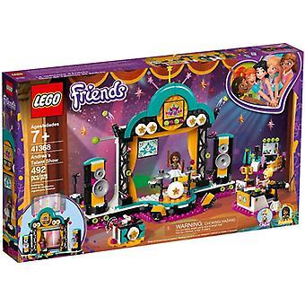 LEGO 41368 Andrea ' s talent hunt
