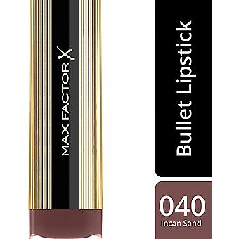 Max Factor Colour Elixir Lippenstift mit Vitamin E 4g - 040 Incan Sand