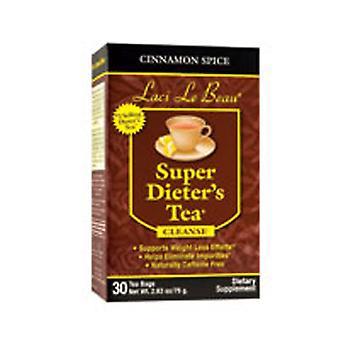 Laci Le Beau Super Dieters Tea, Cinnamon Spice 30 Bags