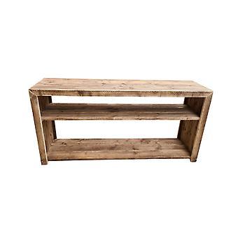 Wood4you - Sidetable Nice - Steigerhout - 140Lx78Hx38D