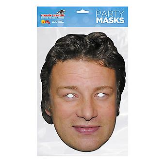 Mask-arade Jamie Oliver Party Mask