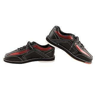 Professional Bowling Shoes Men Soft Leather Cushioning Sneakers Women