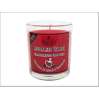 Prices Jar Candle Limited Edition Mulled Wine FR600305