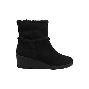 Style & Co. Womens Jordanyy Mocka Sluten tå Ankel Mode Boots