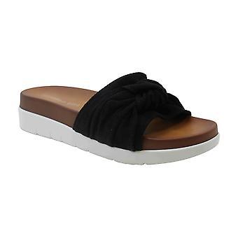 Madden Girl Womens uma Open Toe Beach Slide Sandals