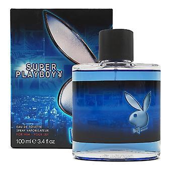 Playboy Super Playboy Eau de Toilette Spray 100ml