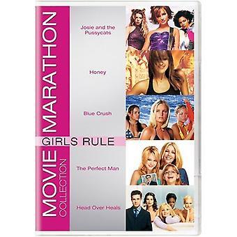 Girls Rule Movie Marathon [DVD] USA import