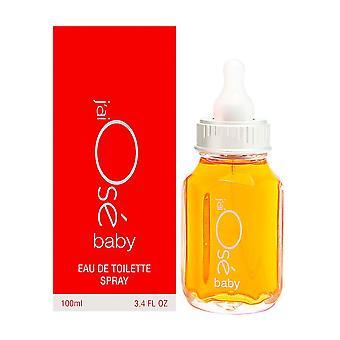 J'ai ose baby by parfumes jai ose paris 1.7 oz eau de toilette spray