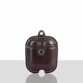 حقيبة غطاء واقية فاخرة جلدية