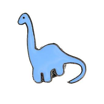 5pcs Cartoon Dinosaur Broche Dinosaur Legering Pins Sæt Cute Emalje Pins C1075-3