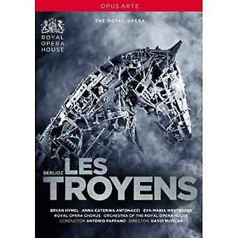 Hector Berlioz - Les Troyens [DVD] USA import
