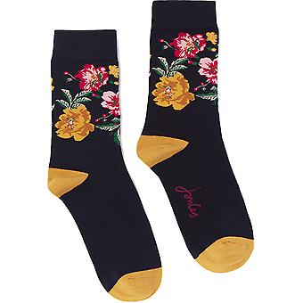 Joules Womens Brilliant Bamboo Breathable Casual Socks