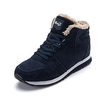 Zimní móda sníh kotníkové boty boty obuv