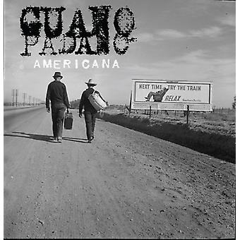 Guano Padano - Americana [CD] USA import