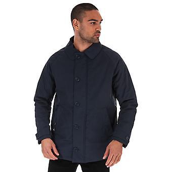 Men's Henri Lloyd Traditional Consort Oxford Jacket in Blue