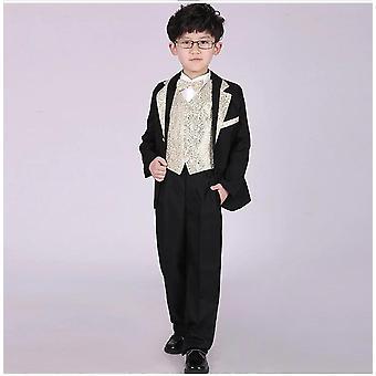 בלייזרים מכנסיים עניבת פרפר חליפה