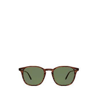 Garrett Leight CLARK SUN demi blonde female sunglasses