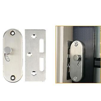 Serratura scorrevole della porta - Chiusura verticale del bullone