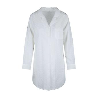 LingaDore White Orchid Flower 6403 Women's Nightshirt