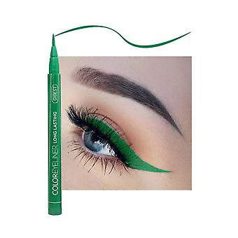 12 Color Eyeliner Liquid Waterproof Easy To Wear Makeup Eyeliner