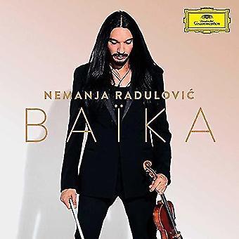 Nemanja Radulovic - Baika [CD] USA import