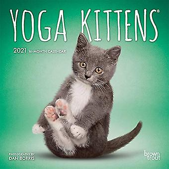 Yoga Kittens 2021 Mini 7x7