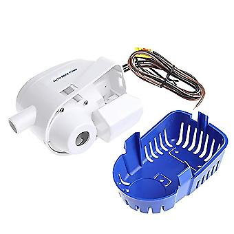Bilge Pump Yacht Durable Accessories Fully Automatic Submersible Boat Water