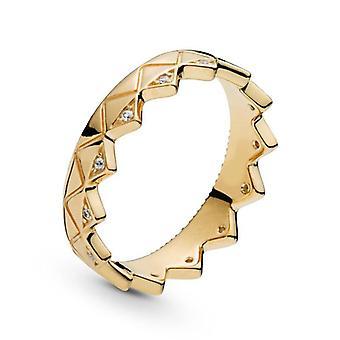 زهرة الحب القلب تاج خاتم الاصبع