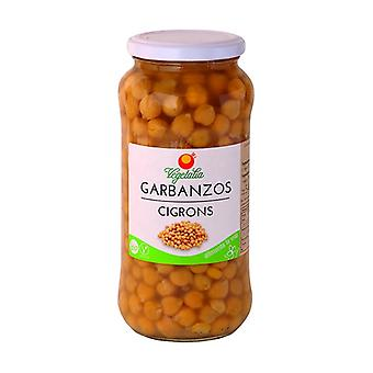 Cooked chickpea 540 g