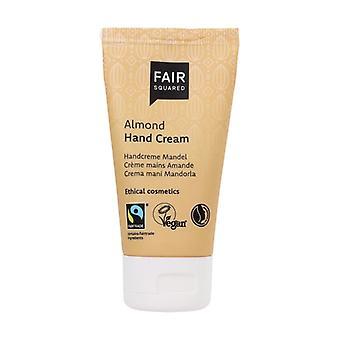Sensitive almond hand cream 50 ml of cream