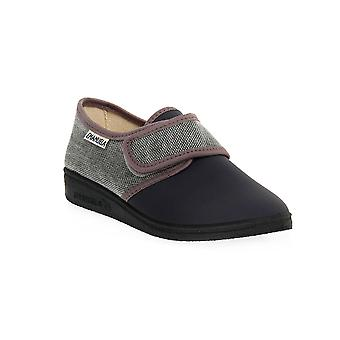 Emanuela 655 grey slipper shoes
