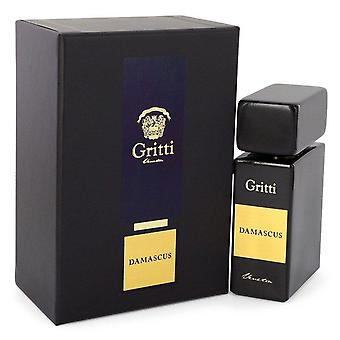 Gritti Damascus Eau De Parfum Spray By Gritti 3.4 oz Eau De Parfum Spray