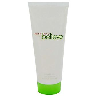 Believe Shower Gel By Britney Spears 3.4 oz Shower Gel