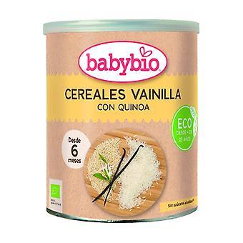 Spannmål och vaniljgröt + 6 månader 220 g pulver