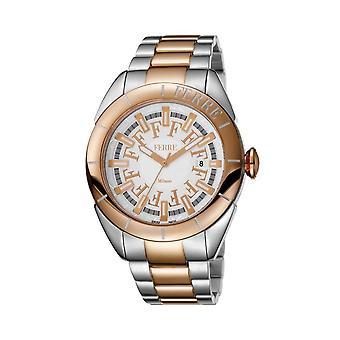Ferre Milano Quartz Silver Dial Men's Watch FM1G002M0061