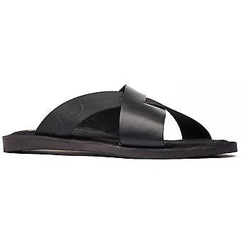 Base london men's miso slip on sandal various colours 32261