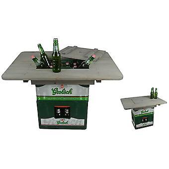 Esschert Design Beer Crate Tabletop Ng76