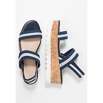 Madden Girl Womens Simonee Open Toe Casual Platform Sandals
