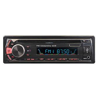 Voiture DVD Radio Clementine 9440 1 DIN FM radio, SD, USB, sortie vidéo et Bluetooth