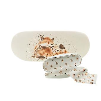 Wrendale Fox Design Lunettes Cas