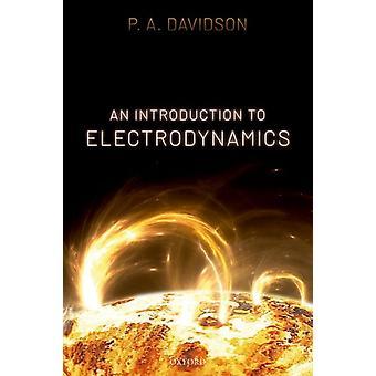 مقدمة إلى الديناميكا الكهربائية من قبل ديفيدسون و ب. أ. أستاذ في ميكانيكا السوائل وأستاذ ميكانيكا السوائل وجامعة كامبريدج