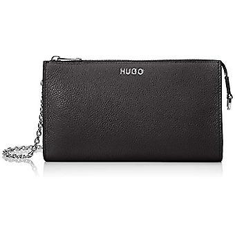 """HUGO ויקטוריה Minibag C-p, 10224014-מיני נשים C-P שקית, שחור, 4.5x13x22.5 ס""""מ (B x H x T)"""