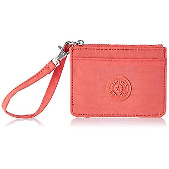 Kipling Cindy, Women's Wallet, Orange (Papaya), 11.5x8x1 centimeters (B x H x T)