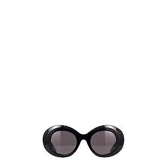 Balenciaga BB0120S black female sunglasses