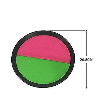 20.5Cm paddle toss and catch ball setperfect outdoor toy gift for kids x1241