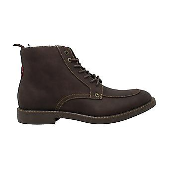 Levi's Schuhe Herren Norfolk UL Brown 9 D US