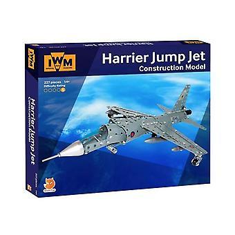 Imperial War Museum Const Set Harrier Jump Jet