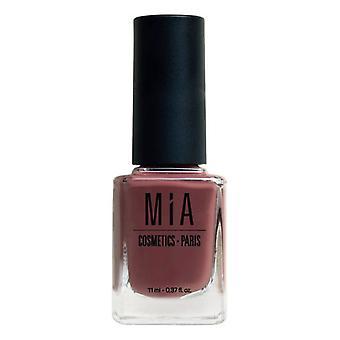 Vernis à ongles Mia Cosmetics Paris Acajou (11 ml)