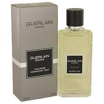 Guerlain Homme L'eau Boisee Av Guerlain Eau De Toilette Spray 3.3 Oz (menn)